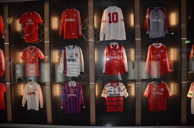 Stadionführung und Erlebniswelt FC Bayern
