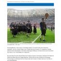 Musikkapelle Emmerting in der Allianz Arena