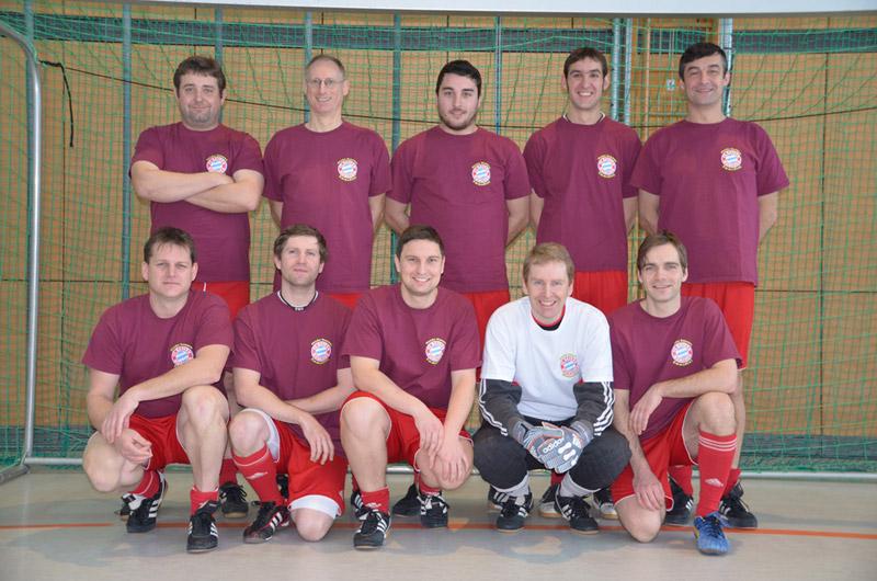 Fußball-Hallenortsmeisterschaft