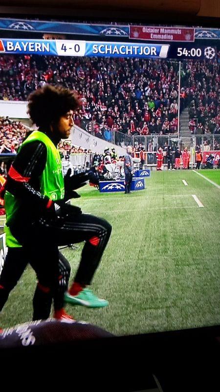 CL-Achtelfinale FC Bayern-Donezk 7:0