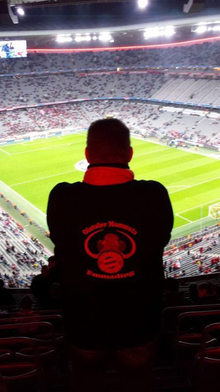 CL-Gruppenspiel FC Bayern-Zagreb 5:0