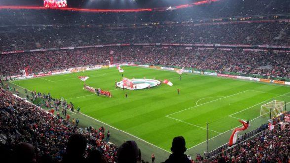 DFB-Pokal Achtelfinale FC Bayern-Darmstadt