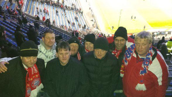 Hamburg - FC Bayern