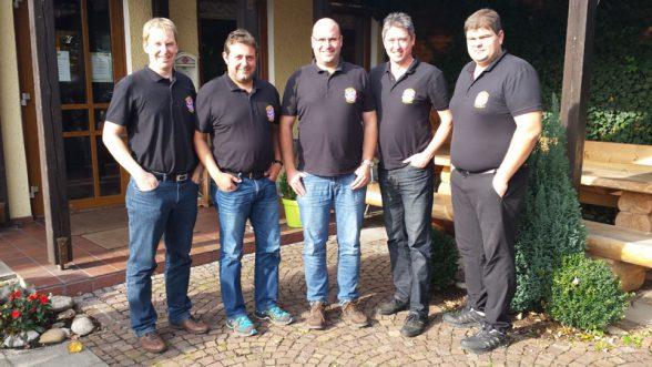 Vorstandschaft der Oiztaler Mammuts