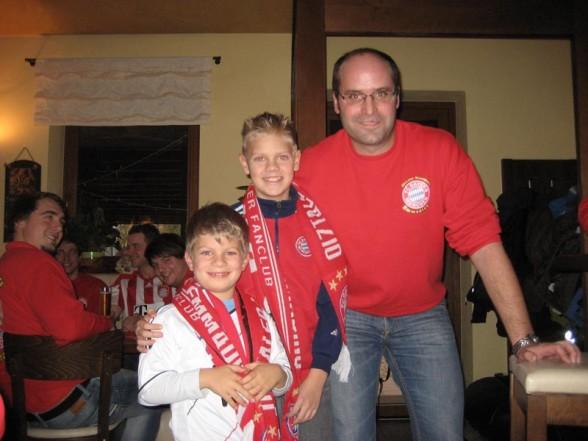 200. und 201. Mitglied Tobias Sandhöfner und Marco Ertl (Dezember 2011)